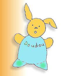 fabriquer doudou lapin